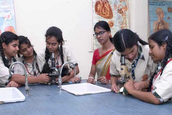 Saraswati Vidya Mandir-Bio Labs