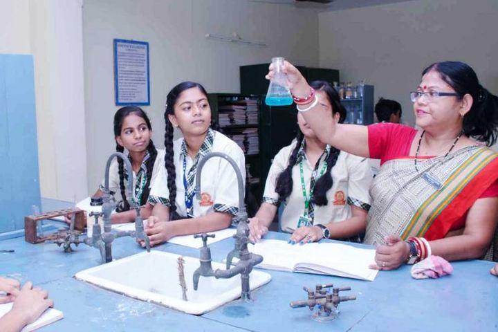 Saraswati Vidya Mandir-Chemistry Labs