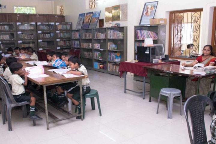 Saraswati Vidya Mandir-Library