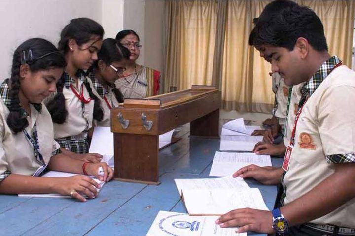 Saraswati Vidya Mandir-Physics Labs