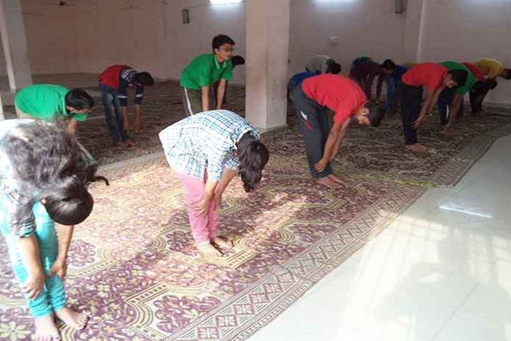 Saraswati Vidya Mandir-Yoga