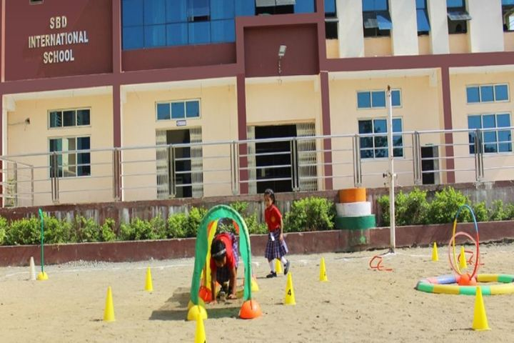 SBD International School-Campus View