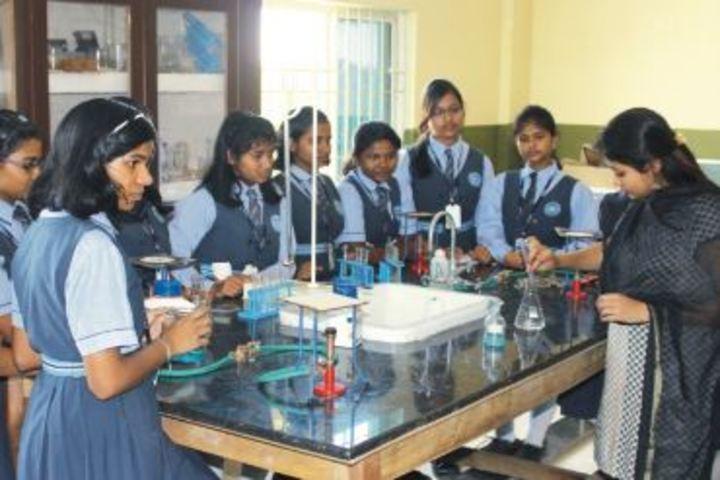 SBD International School-Chemistry labs