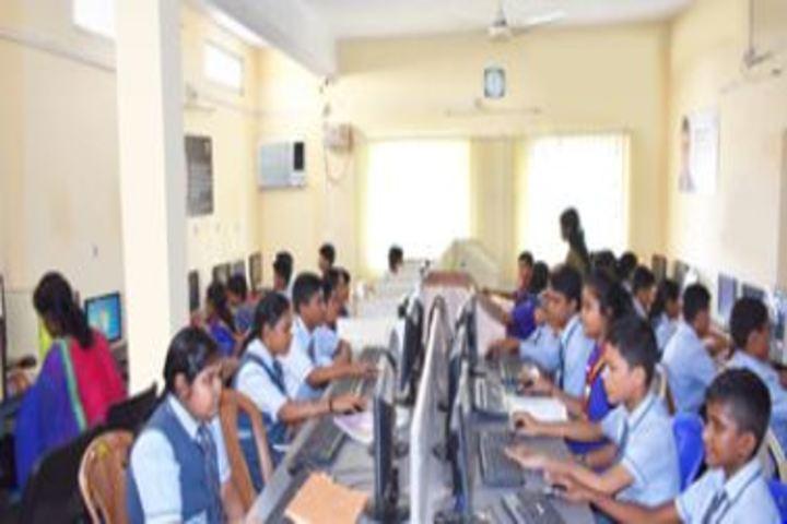 SBD International School-Computer labs