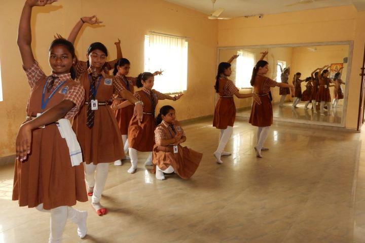 SBD International School-Dance Room