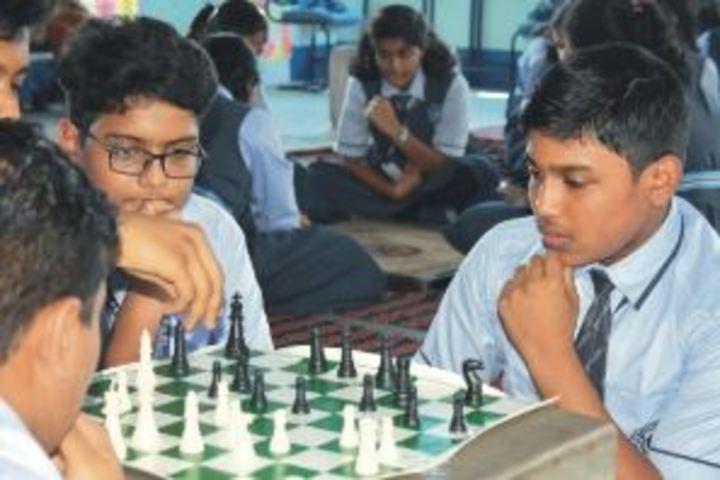 SBD International School-Indoor Games