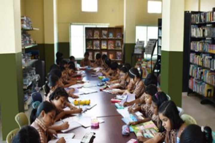 SBD International School-Library