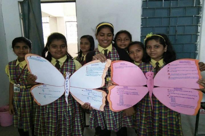 Shree Dadiji Mandir Trust Prabhavati Public School-Art and Craft
