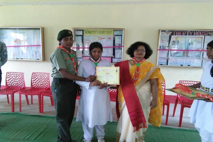 Shree Dadiji Mandir Trust Prabhavati Public School-Certification