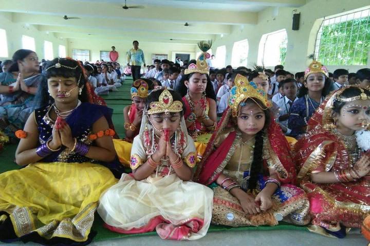 Shree Dadiji Mandir Trust Prabhavati Public School-Festive celebrations