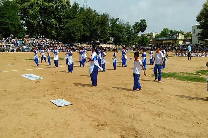 Shree Dadiji Mandir Trust Prabhavati Public School-Play Area