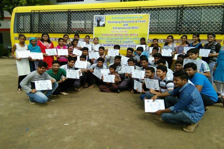 Shree Dadiji Mandir Trust Prabhavati Public School-Transport