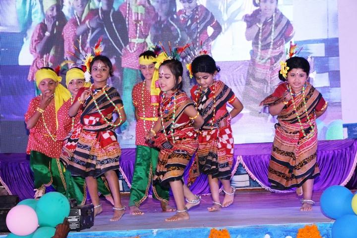 Shrikrishna International School function1