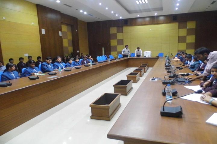 Shrikrishna International School hall