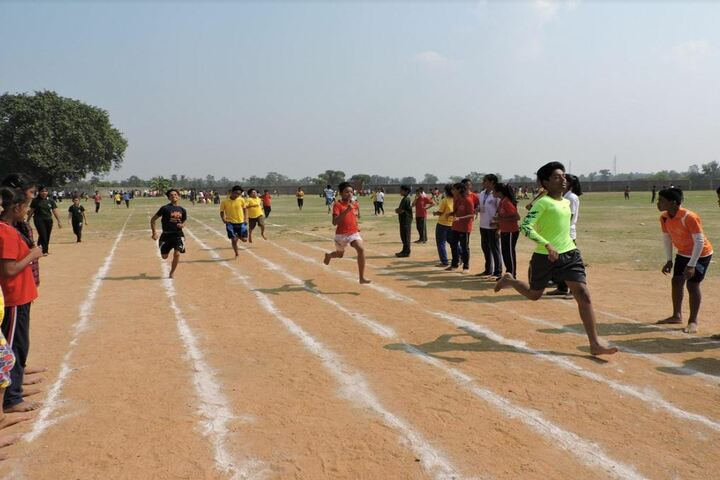 Siddhartha Public School-Sports Day