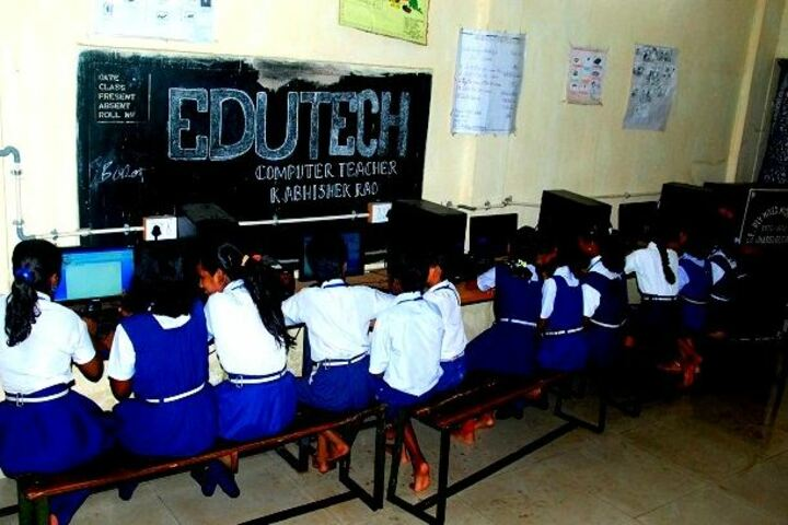 South Eastern Railway Miixed High School-Computer Lab