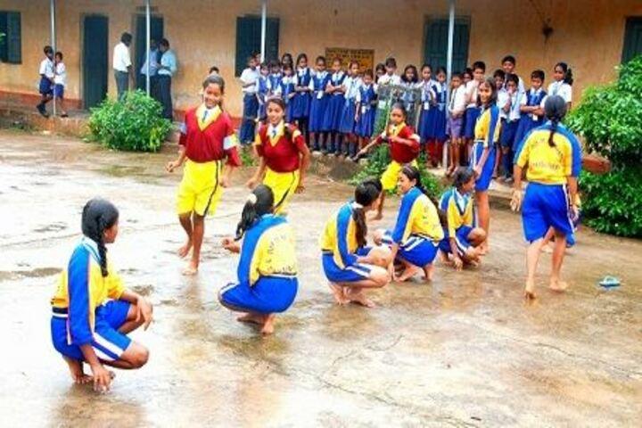 South Eastern Railway Miixed High School-Games