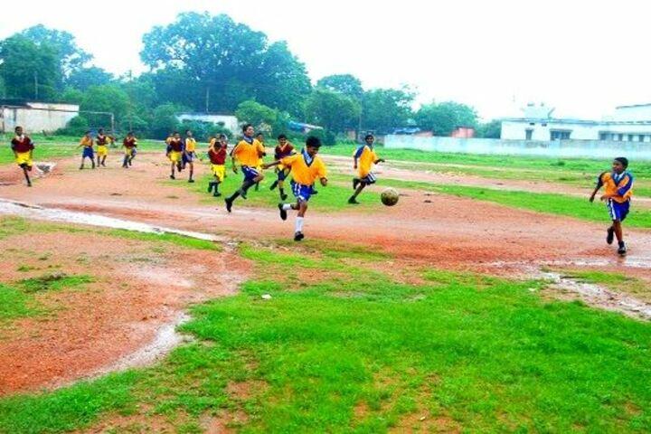 South Eastern Railway Miixed High School-Sports