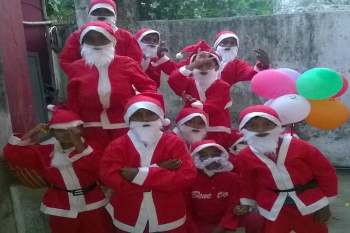 Sri Aurobindo Integral Education and Research Centre-Christmas Celebrations