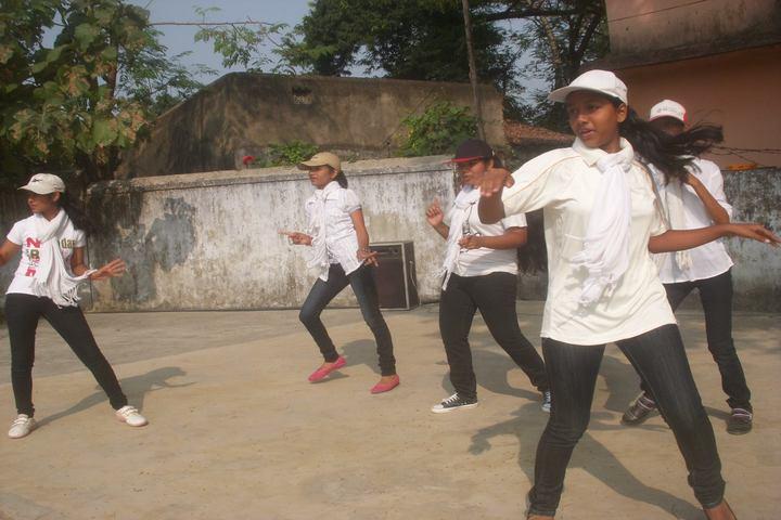 Sri Aurobindo Integral Education and Research Centre-Dance Performance