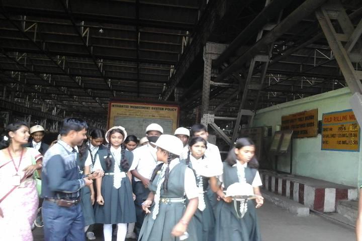 Sri Aurobindo Integral Education and Research Centre-Field Trip