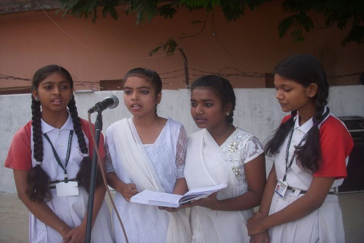 Sri Aurobindo Integral Education and Research Centre-Group Song