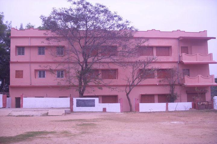 Sri Aurobindo Integral Education and Research Centre-School Building
