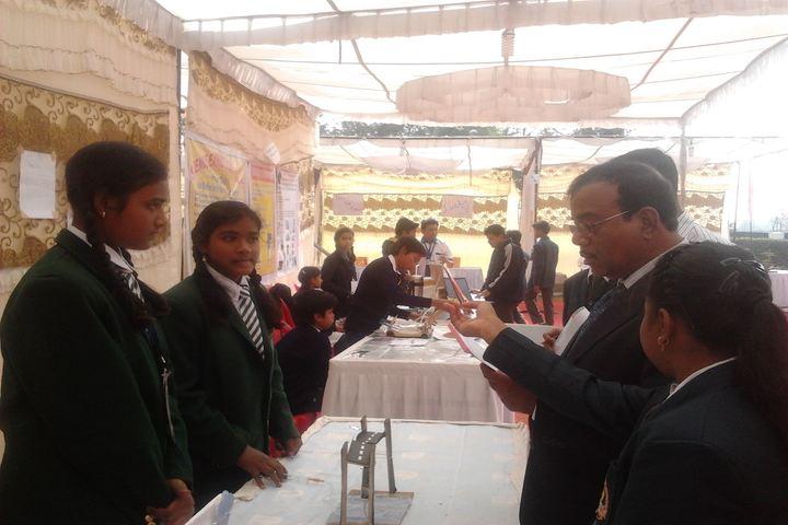 Sri Aurobindo Integral Education and Research Centre-Science fair