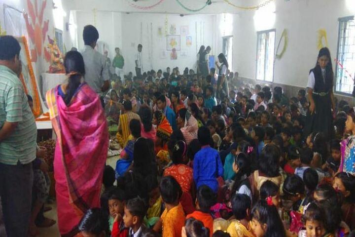 Sri Aurobindo Integral Education And Research Centre-Festive Celebrations