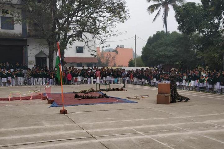Sri Aurobindo Integral Education And Research Centre-Republic Day