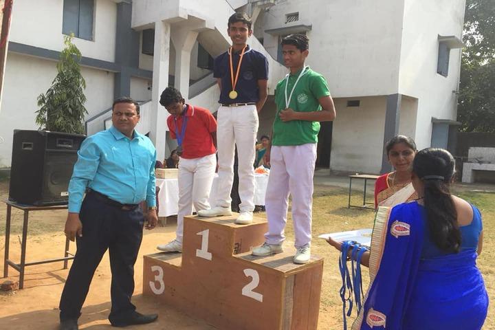 Sri Aurobindo Integral Education And Research Centre-Sports Champions