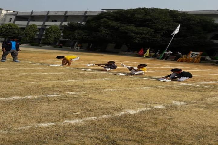 Sri Aurobindo Integral Education And Research Centre-Sports Day