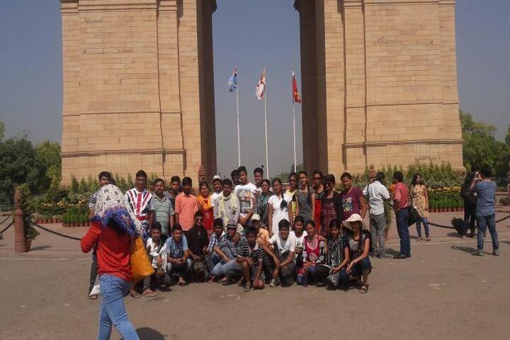 Sri Aurobindo Integral Education And Research Centre-Tour