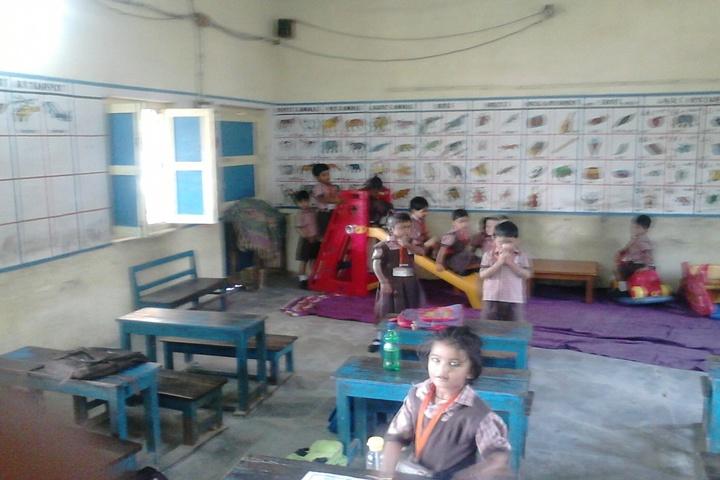 Sri Sathya Sai Kiddies Abode-Class Room