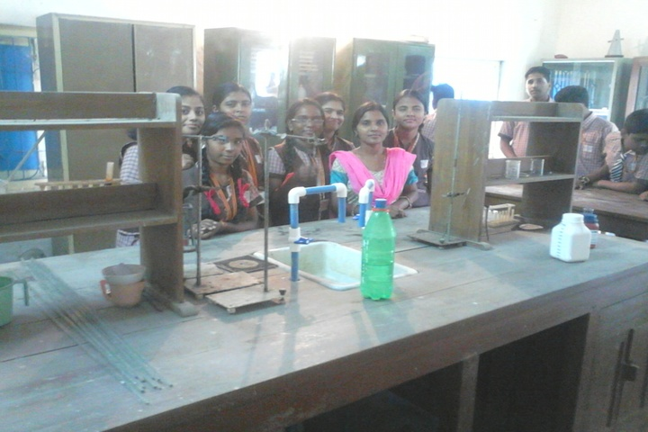 Sri Sathya Sai Kiddies Abode-Lab