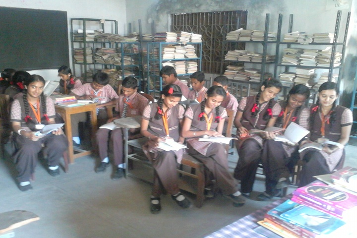 Sri Sathya Sai Kiddies Abode-Library