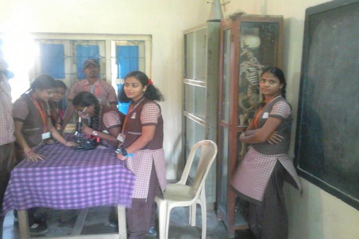 Sri Sathya Sai Kiddies Abode-Physics Lab