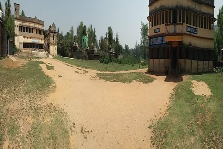 Sri Sathya Sai Kiddies Abode-Play Area