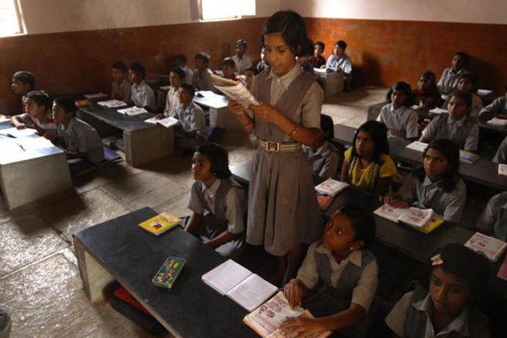Sri Sathya Sai Vidya Vihar English Medium School-Classroom