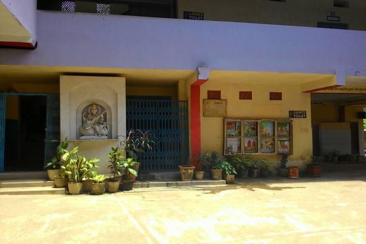 Sri Sathya Sai Vidya Vihar English Medium School-School Area