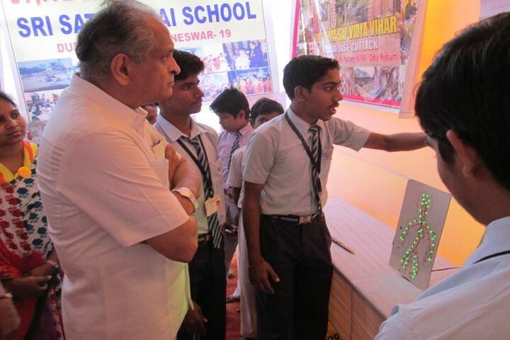 Sri Satya Sai School-Science Fair