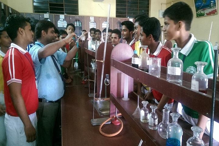 Goethals Public School-Chemistry Lab