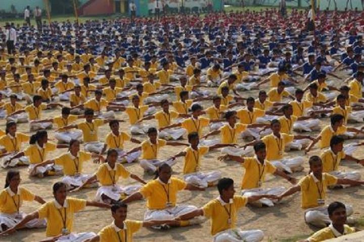 Goethals Public School-Yoga