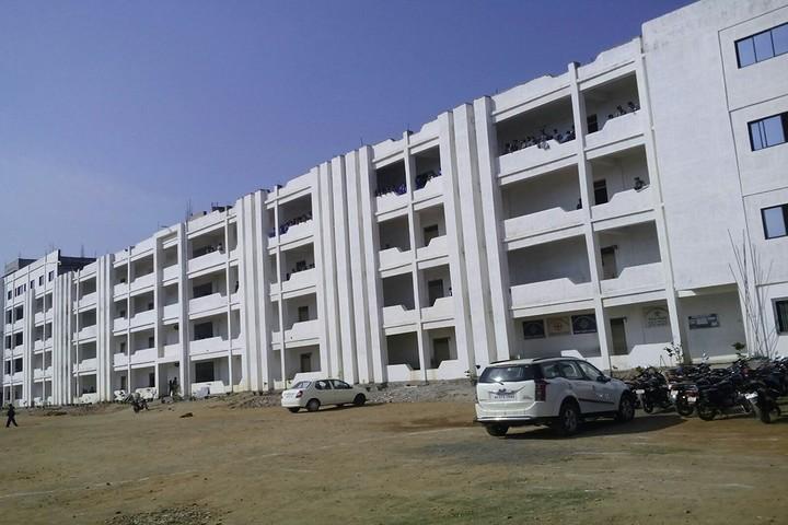 St Xaviers High School-School Area