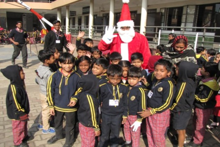 St Arnolds School-Christmas Celebrations
