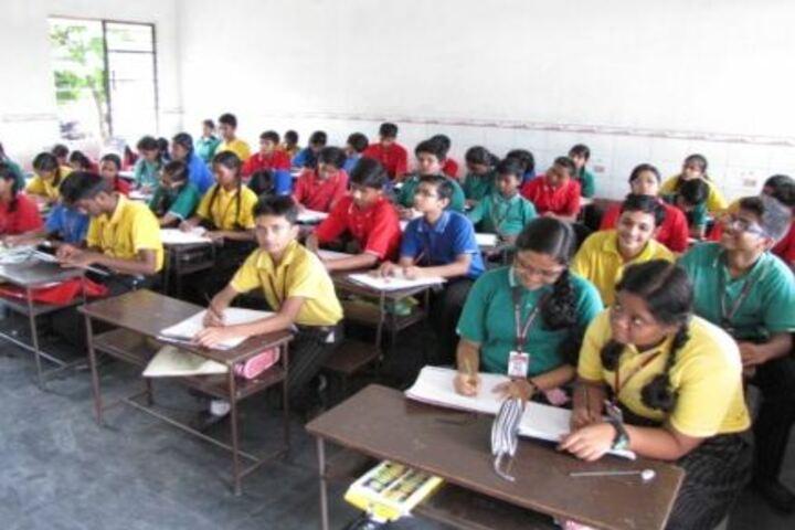 St Arnolds School-Classroom