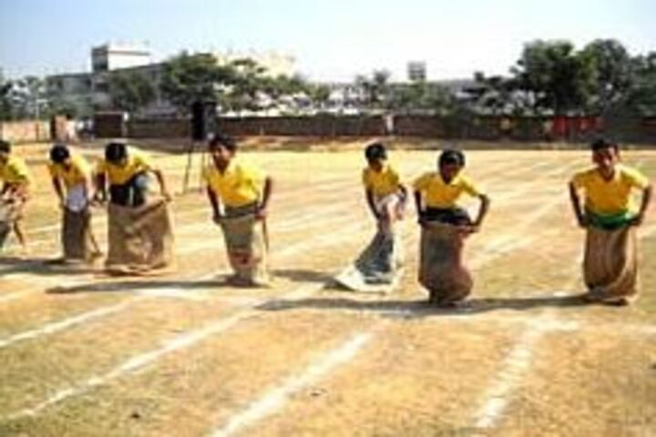 St Arnolds School-Sports Day