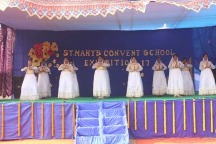 St Marys Covent School- Event