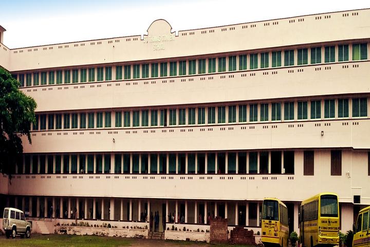 St Thomas Convent School-Campus View