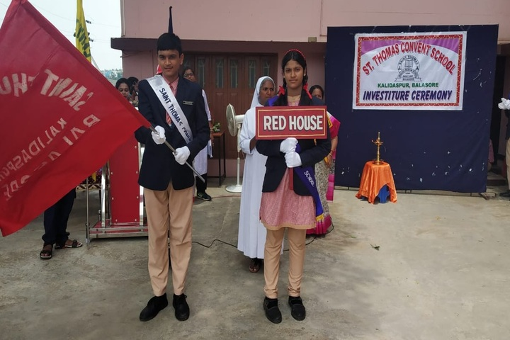 St Thomas Convent School-Red House